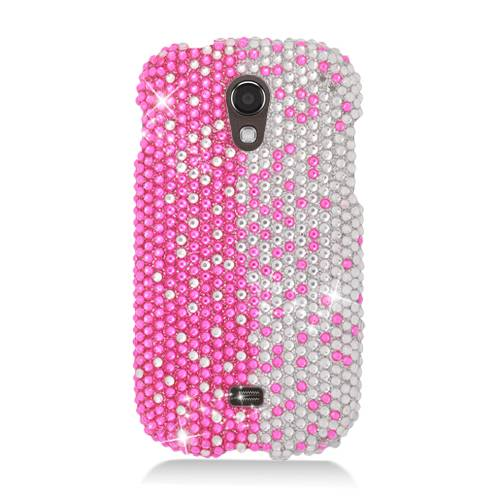 Diamond Luxury Leather Samsung Case